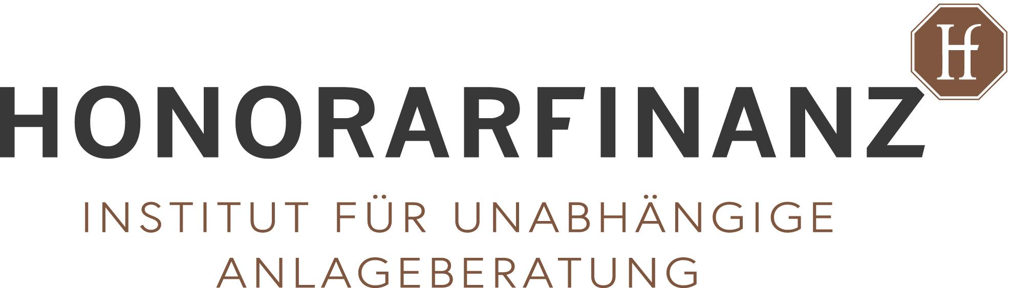 Honorarfinanz Logo