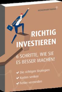E-Book Richtig Investieren